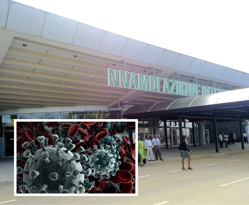 Coronavirus Hits Abuja and FG Shuts Down Airports