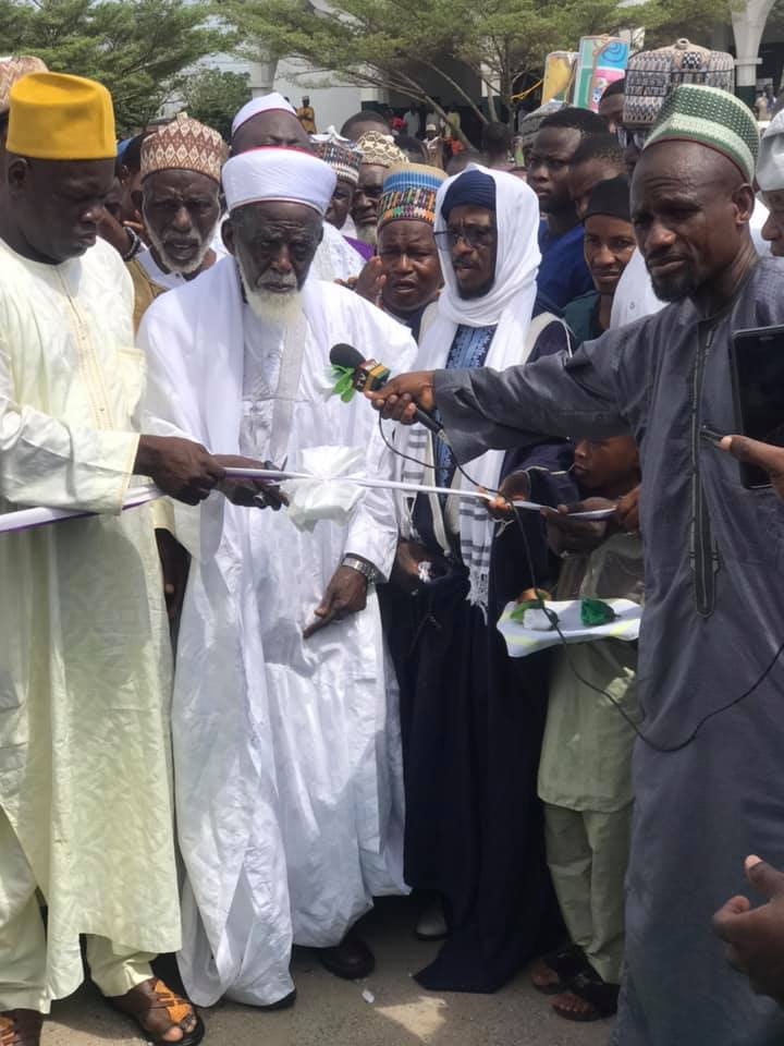 Hausa TV launched it Flagship program Sallah Jum'ah