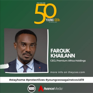 Thanks Avance Media for the recognition – Farouk Africa Khailann