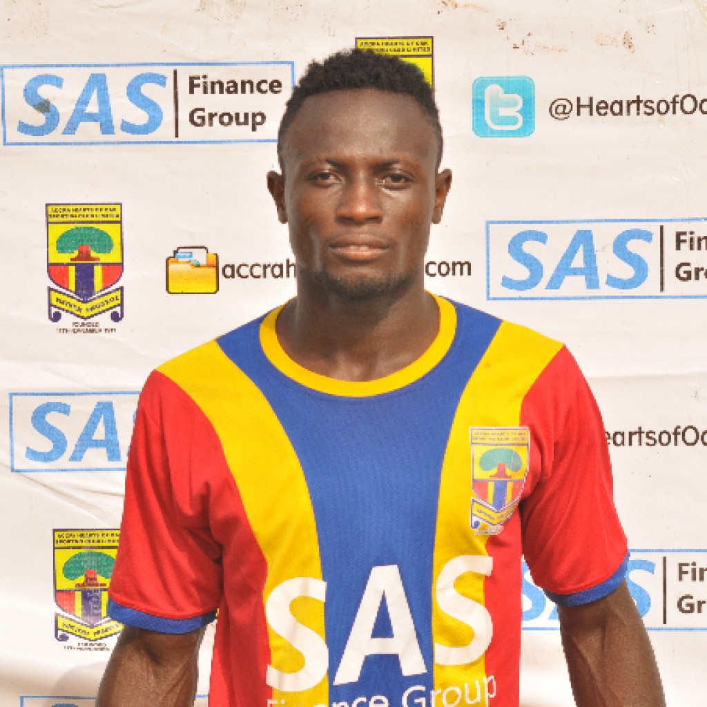 Maxwell Boakye the eyes of Gold star FC needed by many premiere league club