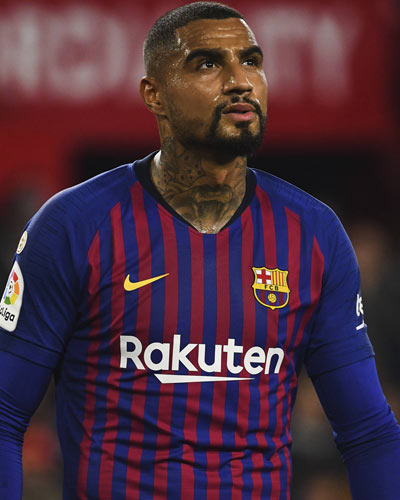 Kelvin Prince Boateng set his mind of returning to Black star