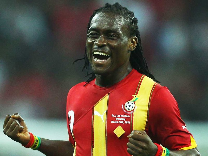 The Sulley Muntari that I know will on any day fight for the whole team -Derek Boateng