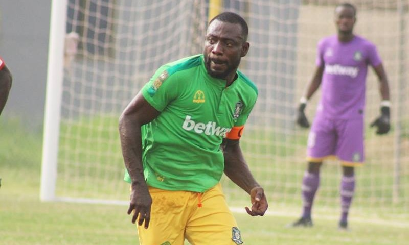 I laugh sometimes over downplay the uses of juju in football -Aduana stars captain