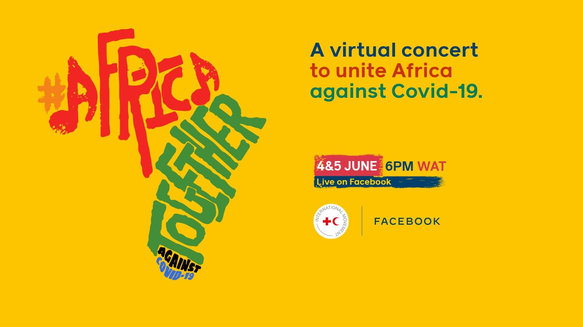 International Committee of the Red Cross & International Federation of Red Cross and Red Crescent Societies to unite Africa against Covid-19