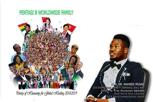 """INTERNATIONAL HUMANITY DAY (IHD)"""" also known as """"WORLD HUMANITY DAY (WHD)'"""