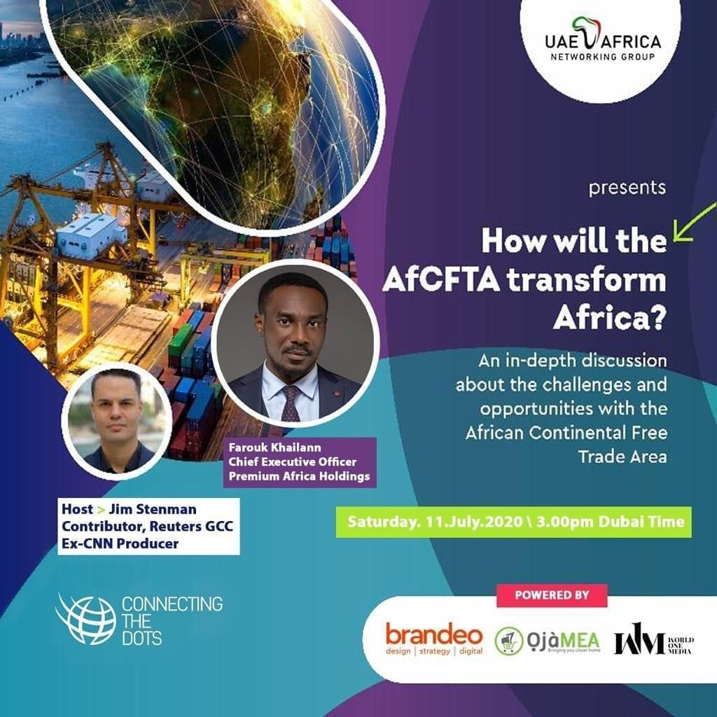 This is an initiative of UAE Africa Networking Group