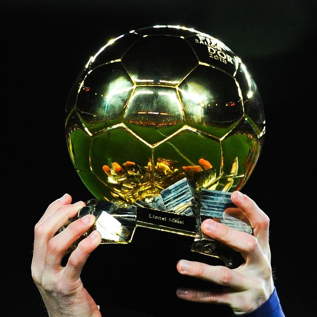 The Ballon d'Or will not be awarded in 2020, due to Coronavirus