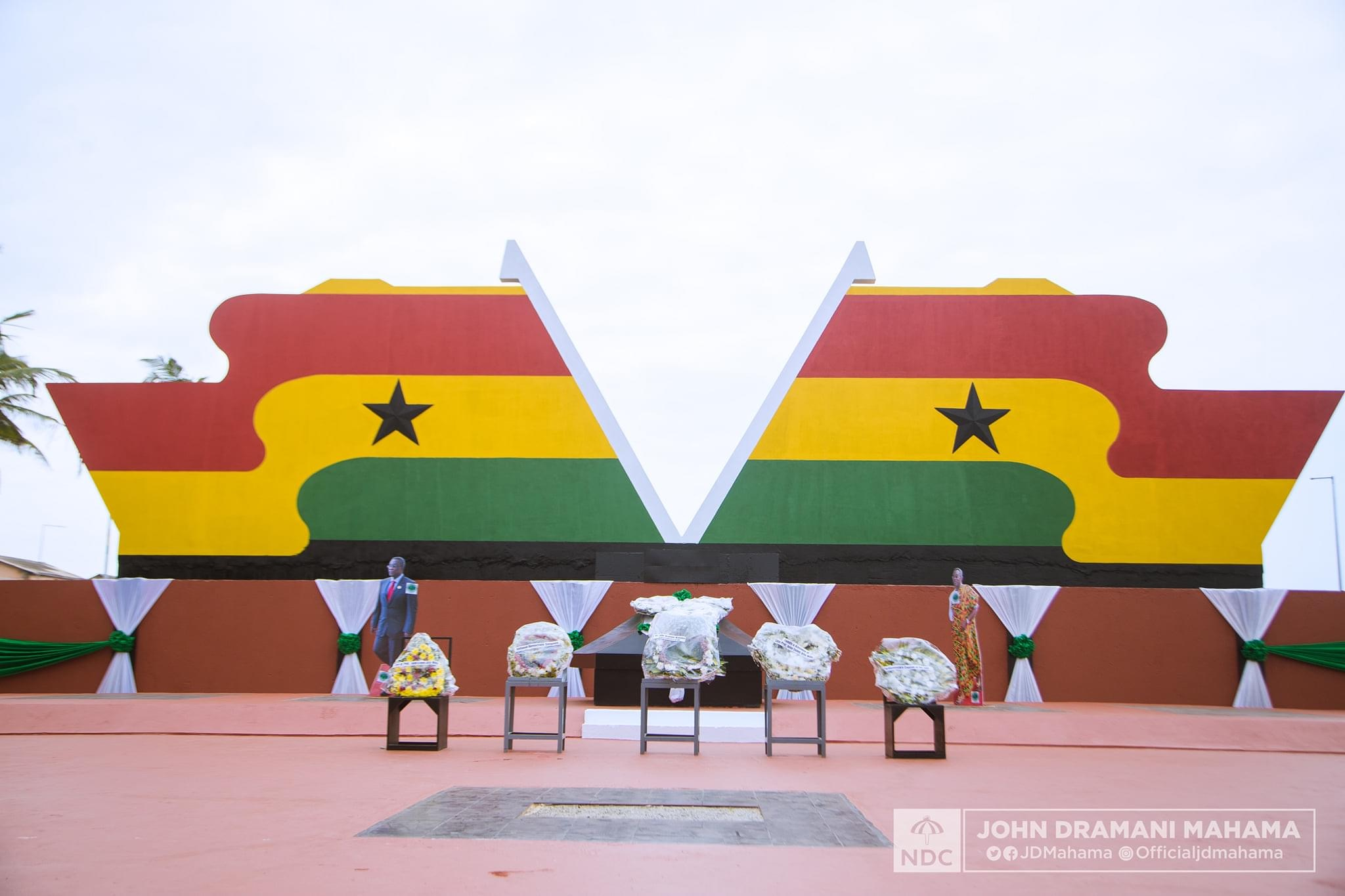 Today, Ghanaians are crying for Peace and Unity