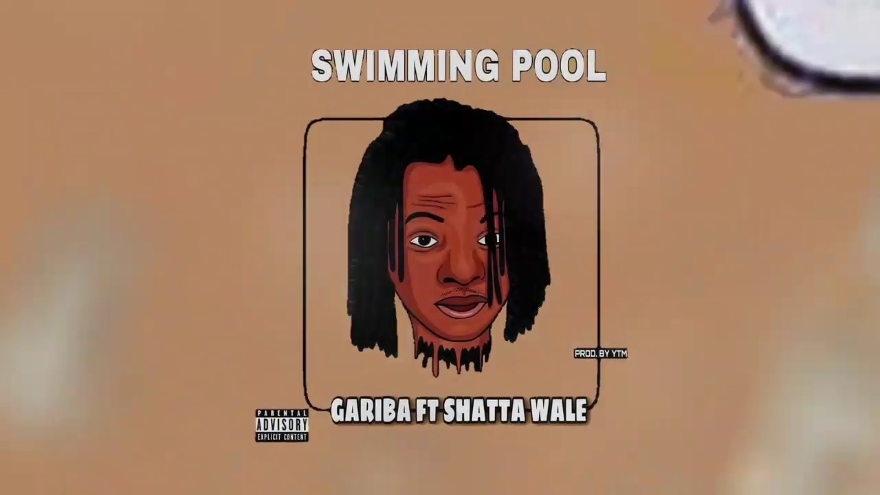 Gariba Ft. Shatta Wale -Swimming – Audio Mp3 Download
