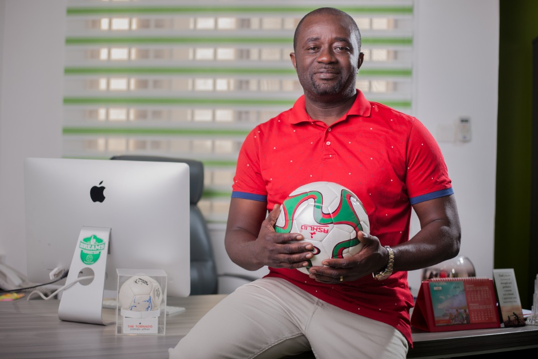 He has another opportunity to shine -Kurt Okraku, GFA President