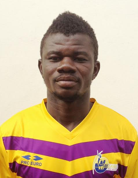 As a player when you are performing well -Kwami Donsu