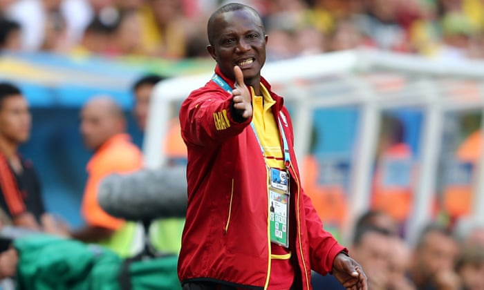 I don't want to do anything about Football -Kwesi Appiah