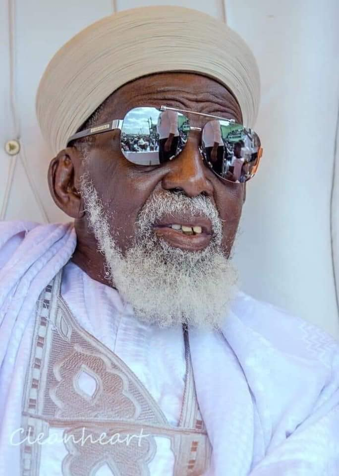 This discourse is dedicated to His Eminence the National Chief Imam
