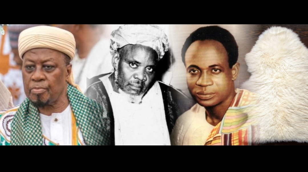 Dr Nkrumah had accepted Islam