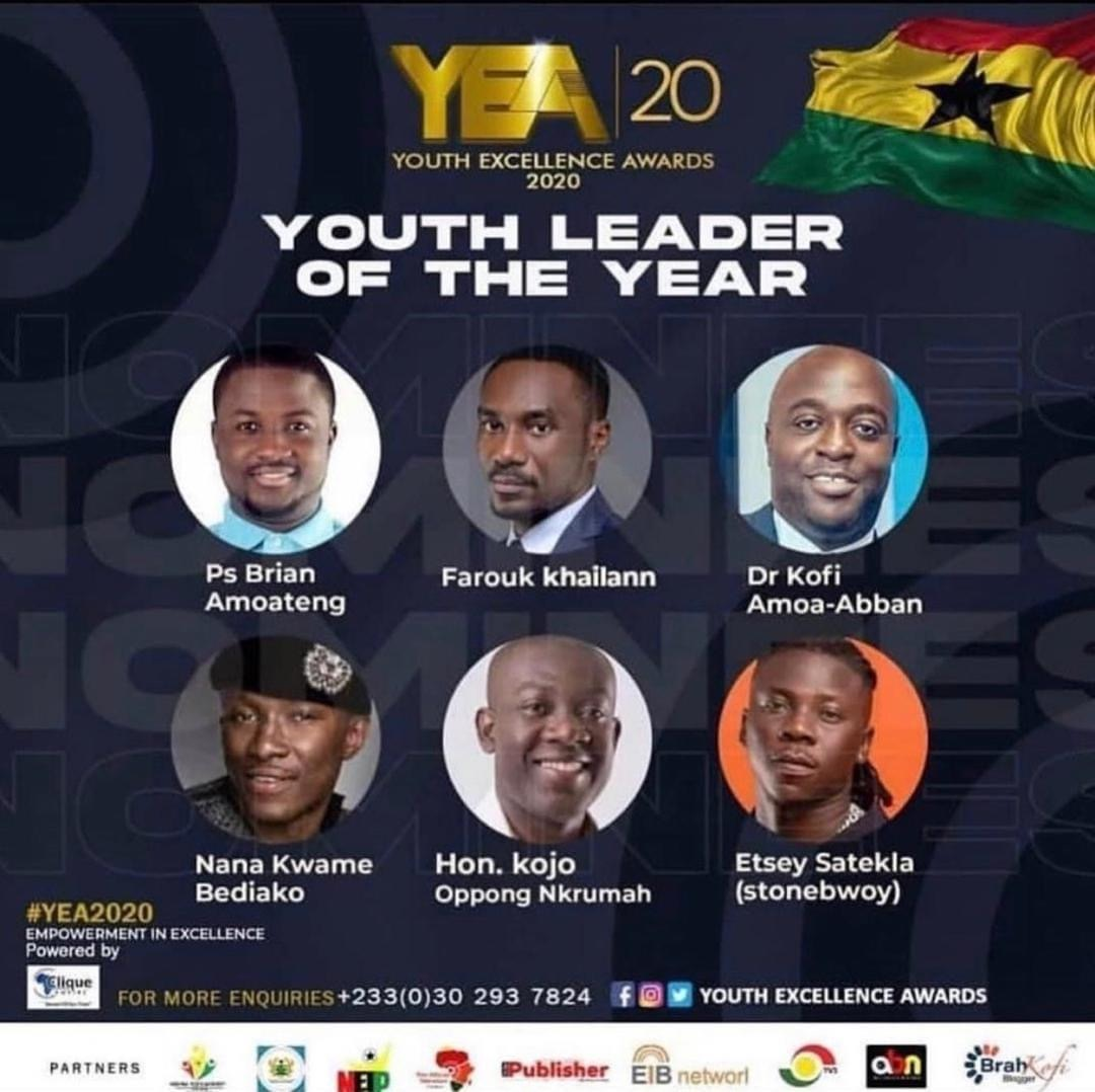 young Ghanaians to SET HIGHER GOALS