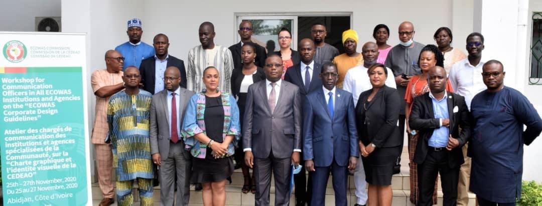 ECOWAS TO HARMONIZE GRAPHIC CHARTER AND VISUAL IDENTITY